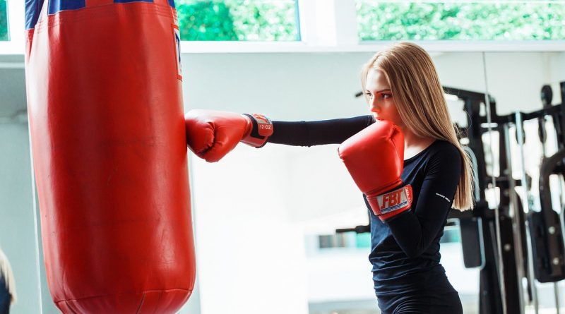 Postanowienie noworoczne - ubieramy rękawice bokserskie