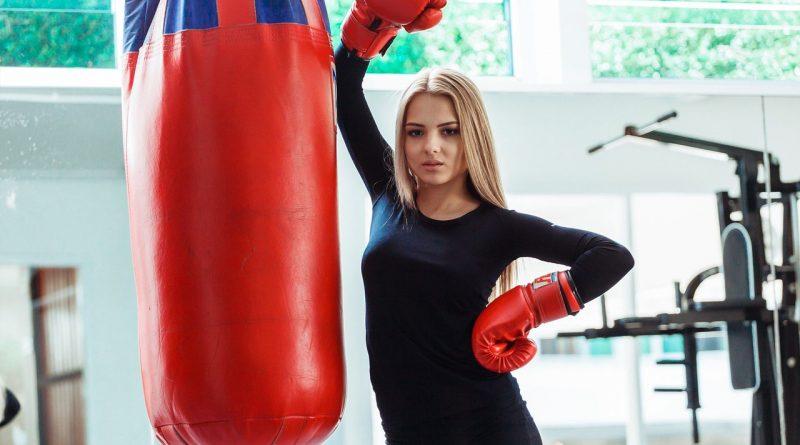 Trening bokserski w domu